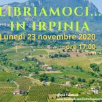 """Circolare n.113 - Evento in live streaming """"Libriamoci …in Irpinia""""."""