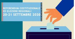 Circolare n.17 - Chiusura Liceo Caposele - Elezioni del 20 e 21 settembre 2020