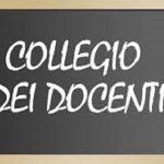 Circolare n.79 - Convocazione del Collegio dei docenti plenario in modalità SMART.  Venerdì 30 ottobre 2020 ore 15.30