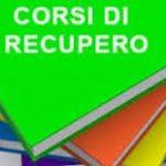 CIRCOLARE  n. 380 - Attivazione corsi di recupero